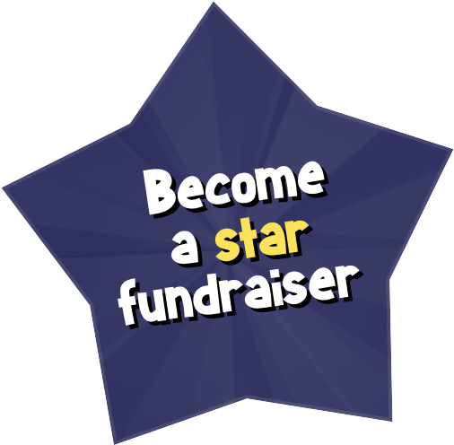 Become a star fundraiser