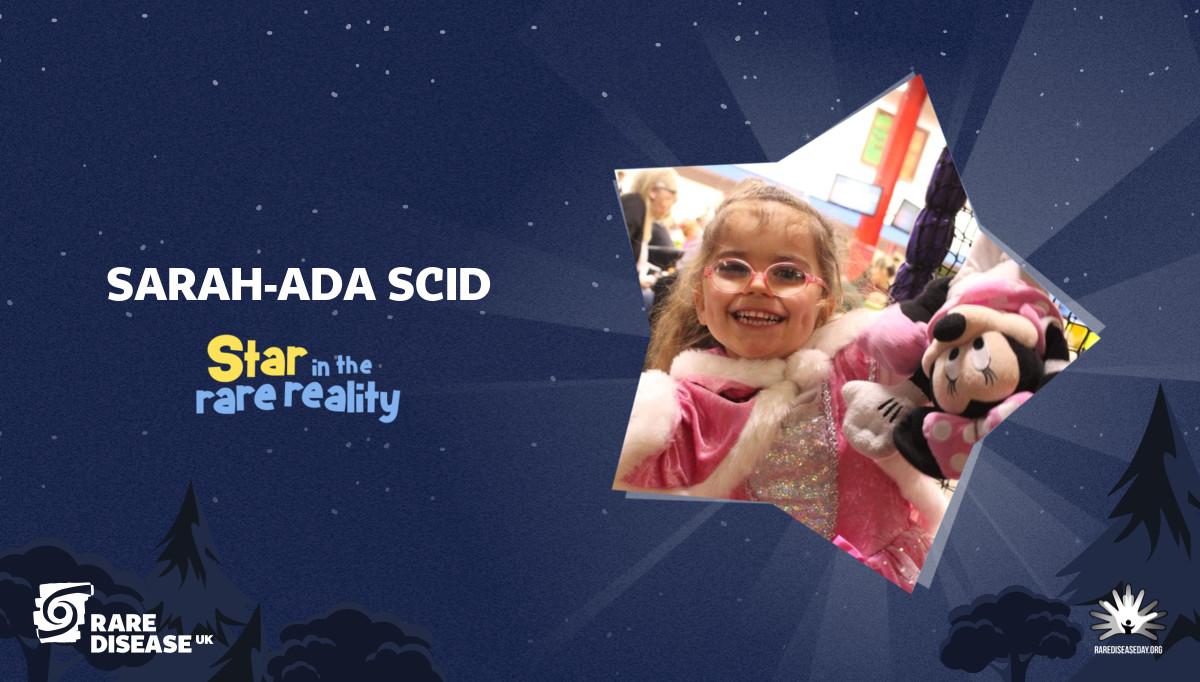 Sarah-ADA SCID