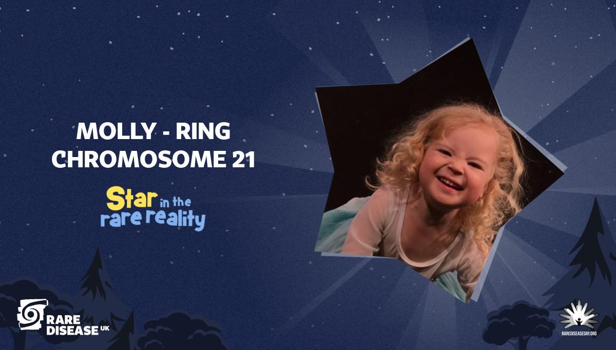 Molly - Ring Chromosome 21