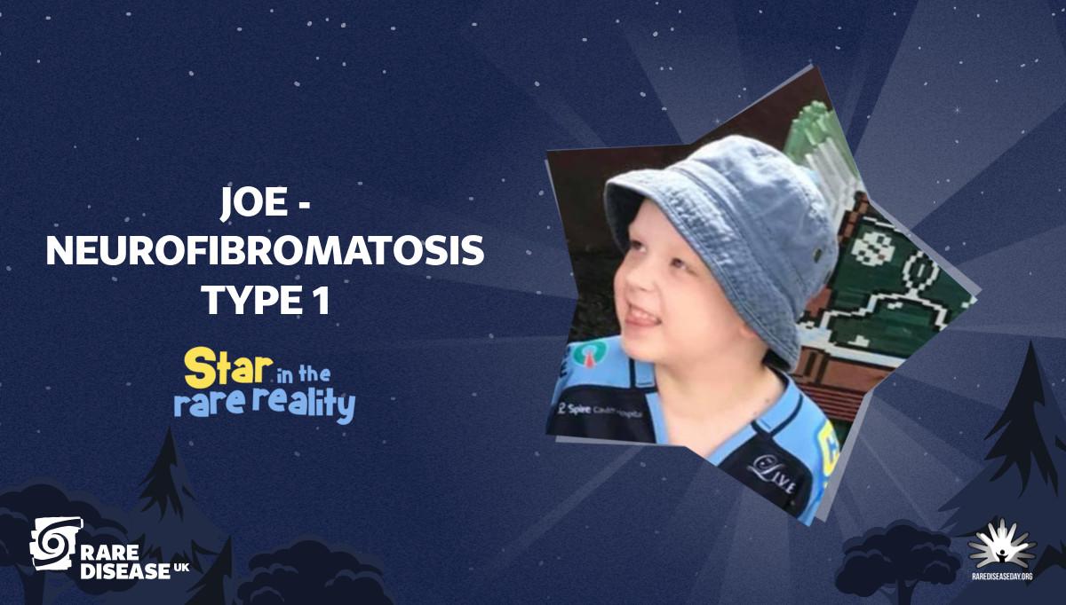 Joe - Neurofibromatosis Type 1