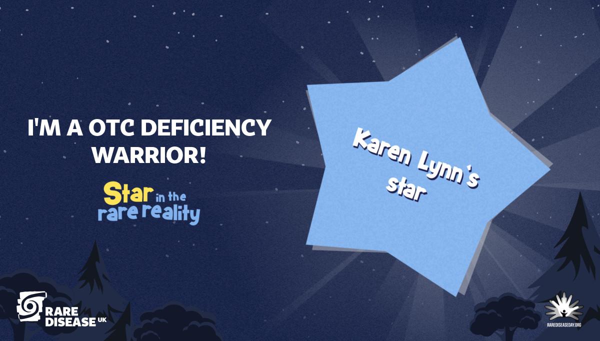 I'm a OTC Deficiency warrior!