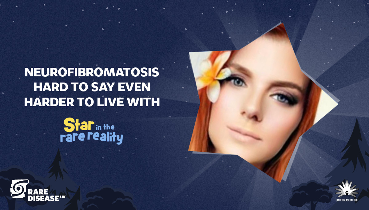 neurofibromatosis Hard to say even harder to live with