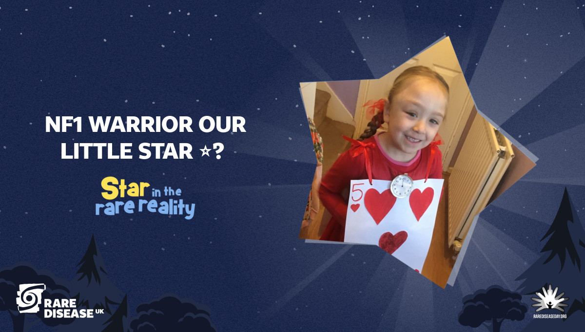 Nf1 warrior our little star ⭐️