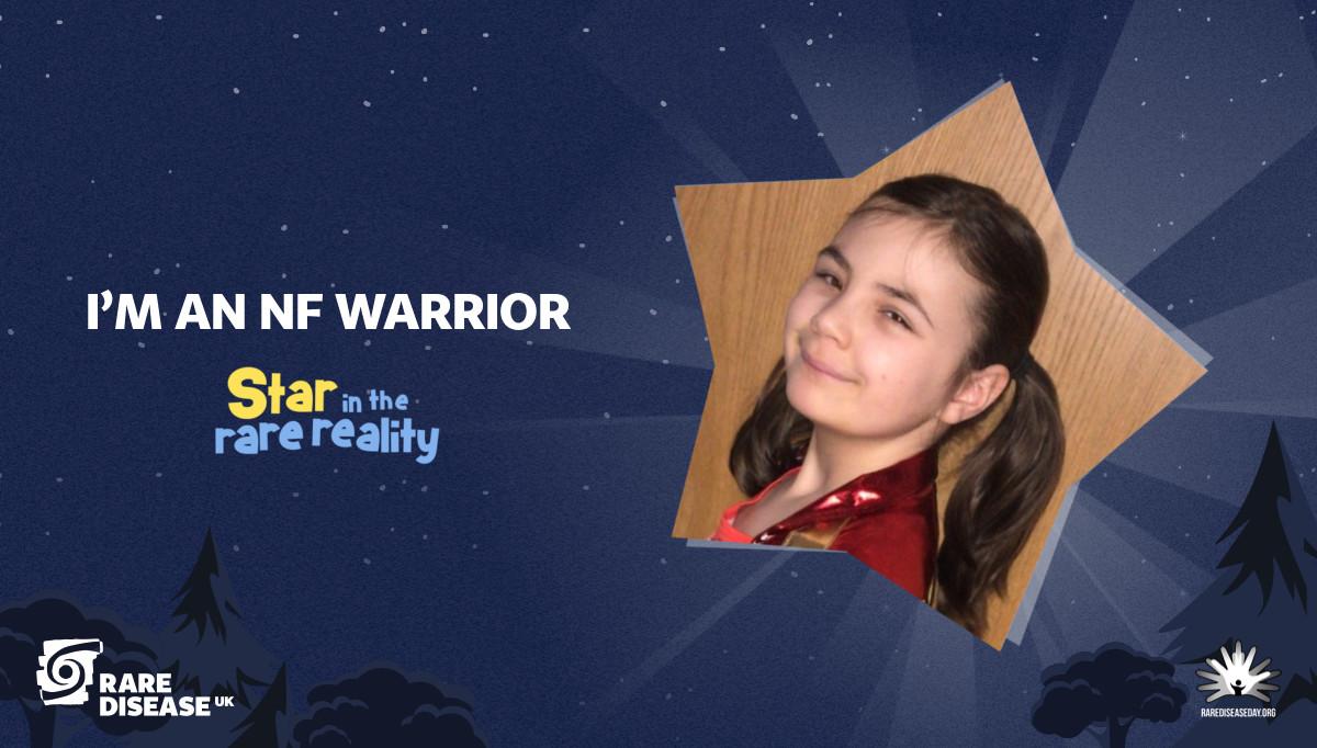 I'm an NF warrior