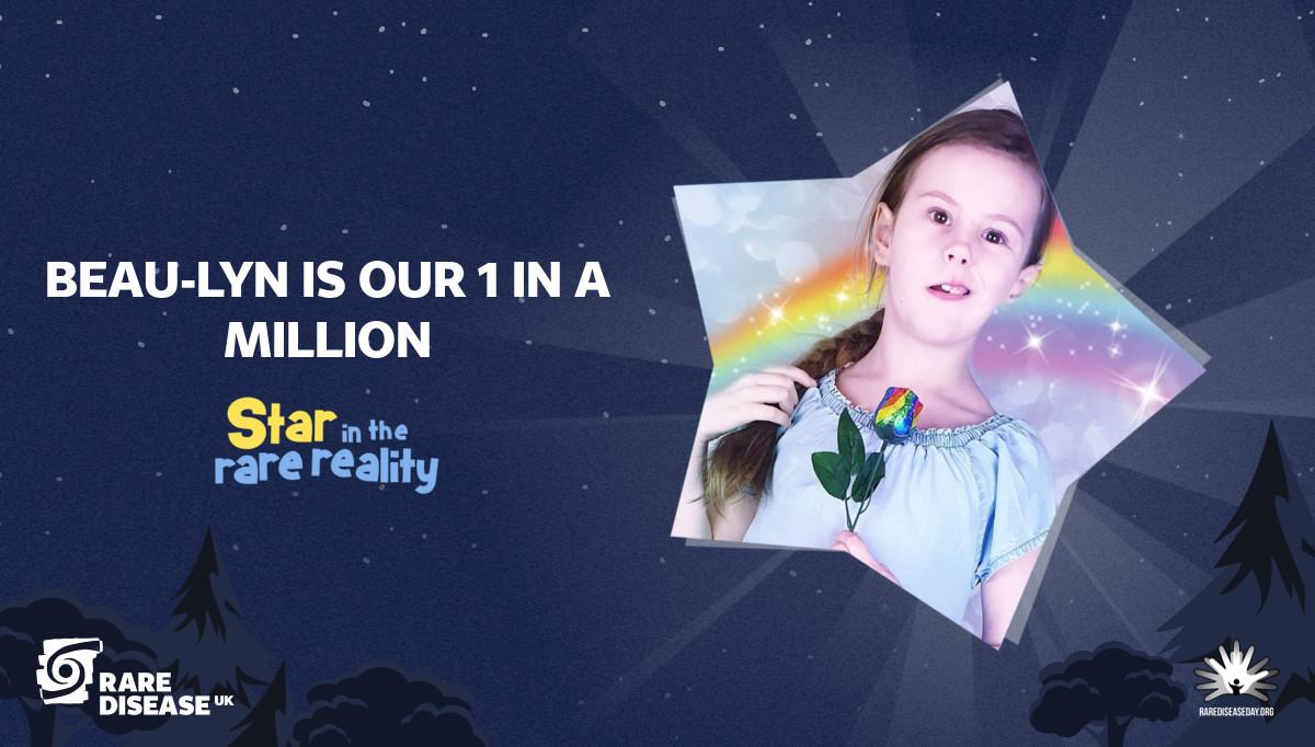 Beau-Lyn is our 1 in a Million