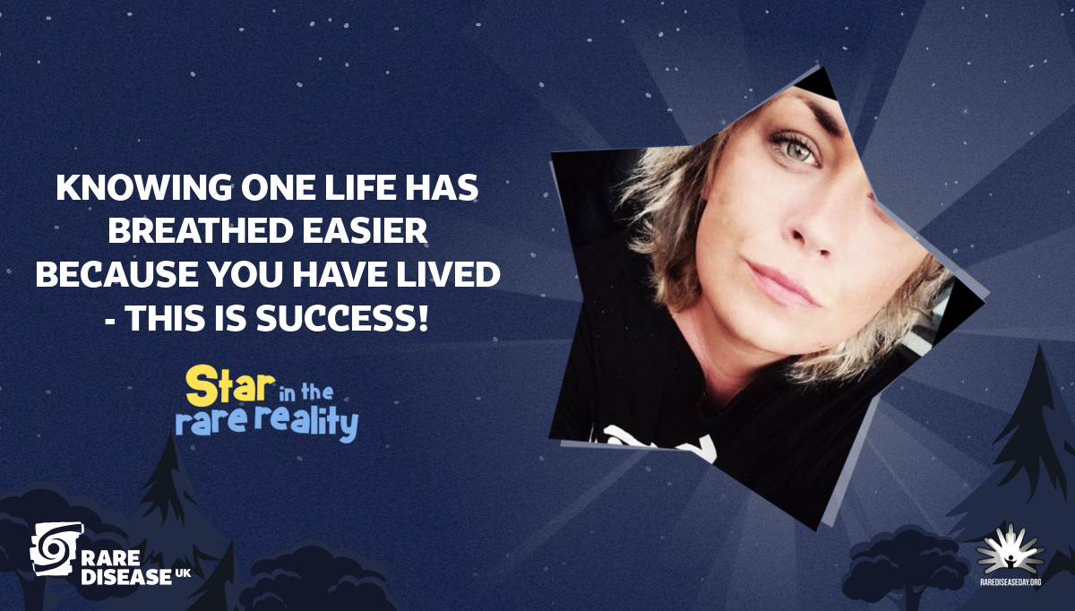 Knowing one life has breathed easier because you have lived - this is success!