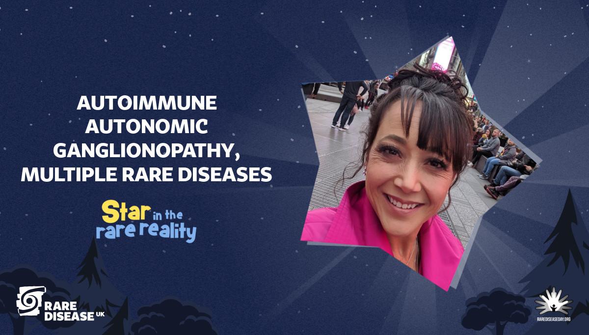 Autoimmune autonomic ganglionopathy, multiple rare diseases