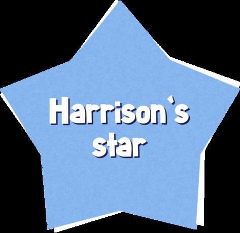 Harrison's star
