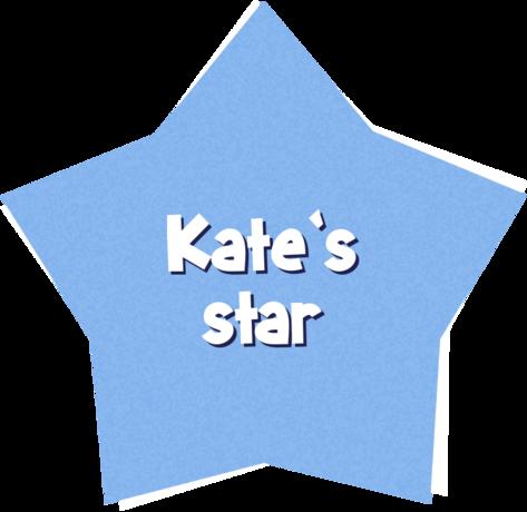Kate's star