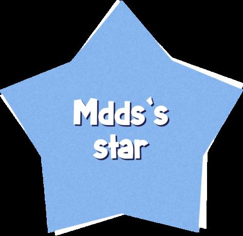 MdDS's star
