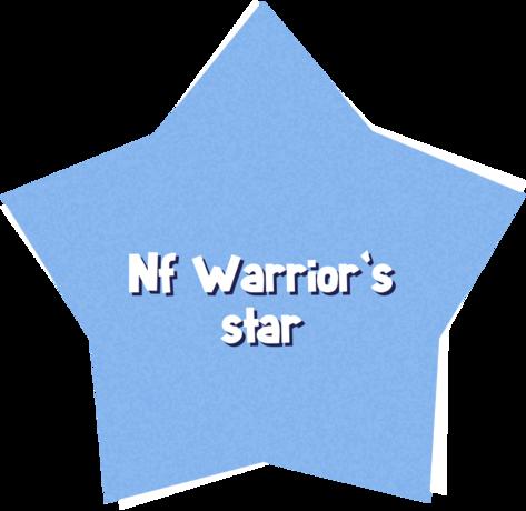 NF warrior's star