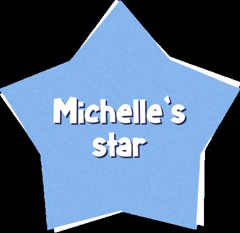 Michelle's star