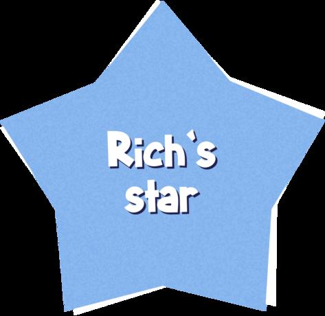 Rich's star