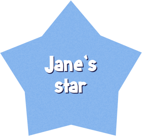 Jane's star